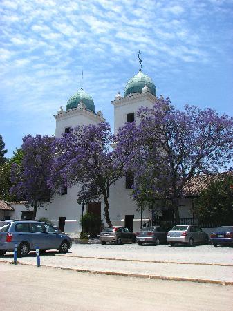 The Ritz-Carlton, Santiago: Church at Los Dominicos