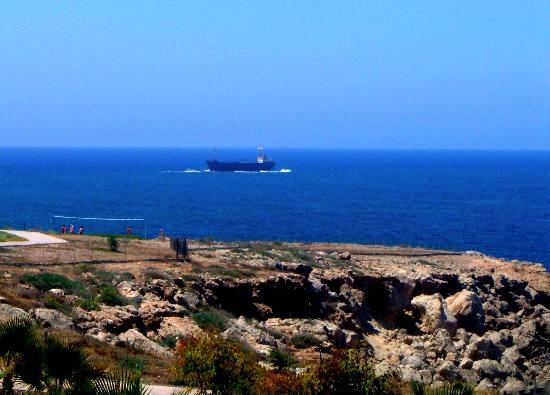Paphos ship wreck