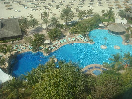 Jumeirah Beach Hotel: Pool