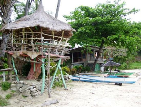 Encenada Beach Resort: view from the beach