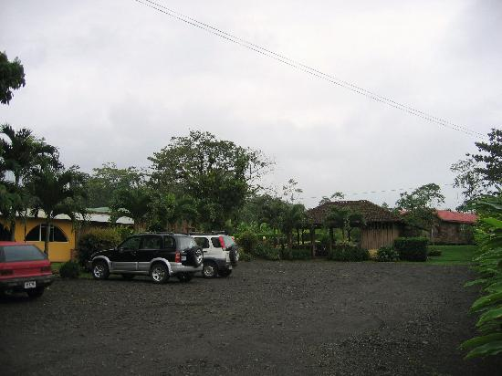 Hotel Coloso Arenal : Grounds