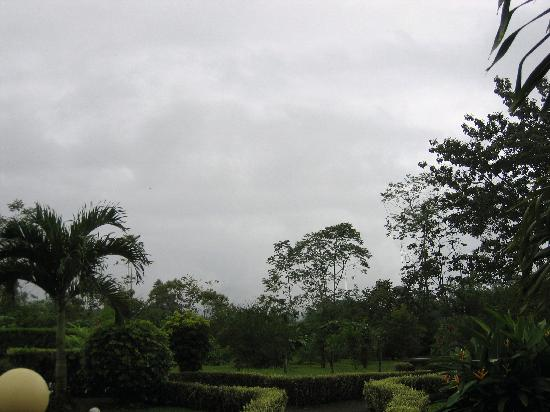 Hotel Coloso Arenal : Location of Arenal