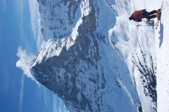 จุงเฟรา, สวิตเซอร์แลนด์: The Eiger