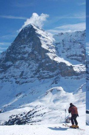 Jungfrau Region, Suiza: The Eiger