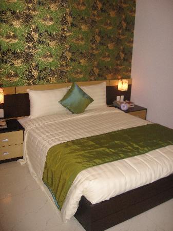 Hanoi City Palace Hotel : Single room