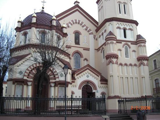 Vilnius Old Town : oldtown