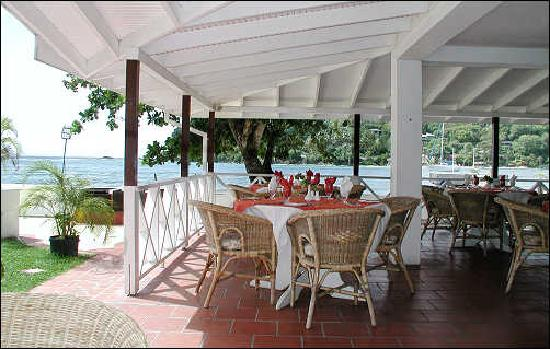 Mariners Hotel: Verandah Restaurant