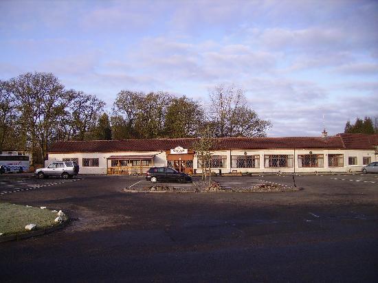 Rob Roy Hotel: Reception, bar and restaurant