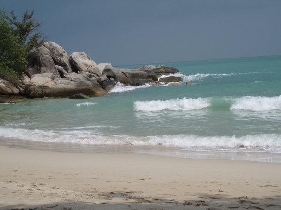 Santhiya Koh Phangan Resort & Spa: Strand