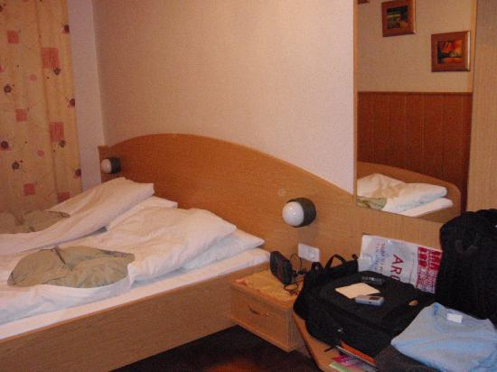 Schweizer Pension: room