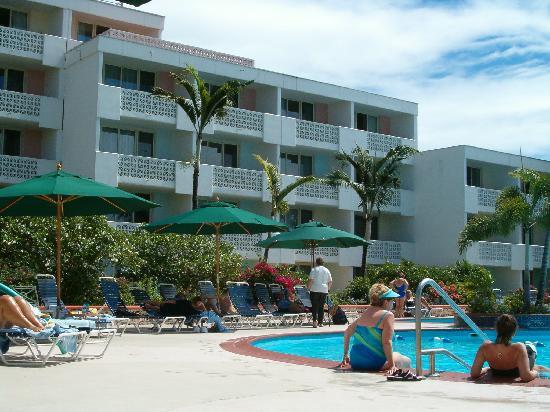 Royal Islander Club La Plage : hotel from pool