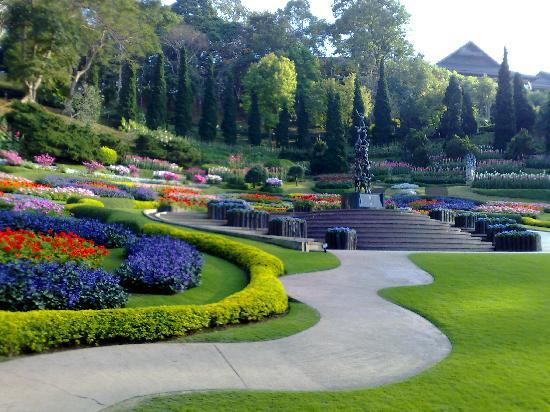 DoiTung Lodge: Mae Fah Luang Garden