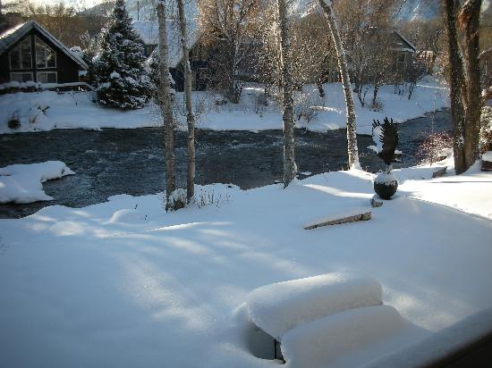 Aspenalt Lodge: Beautiful Frying Pan River