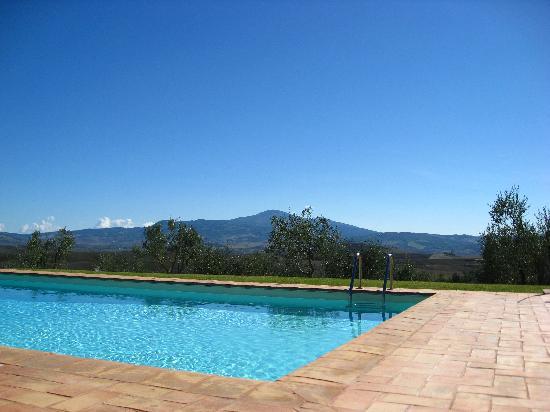 Le Traverse: the pool
