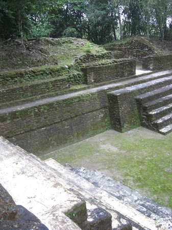 Maya-Ruinen und Museum von Cahal Pech