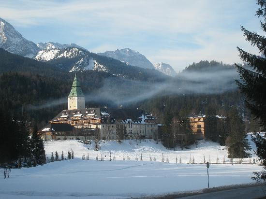 Schloss Elmau: The hotel