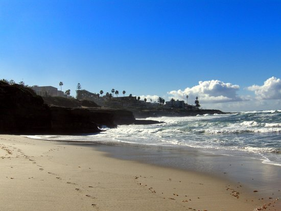 Ла-Хойя, Калифорния: Beaches of La Jolla