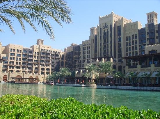 Jumeirah Mina A'Salam : Mina lagoon