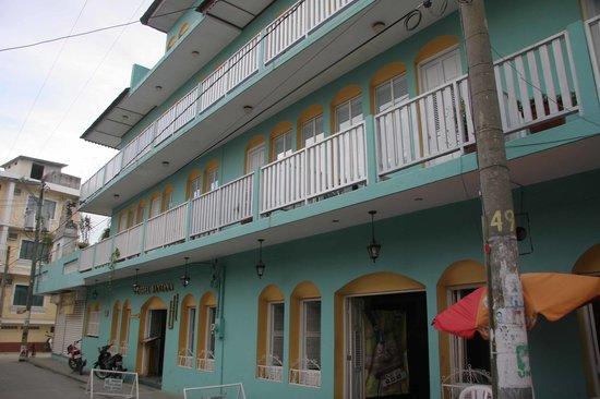 Photo of Hotel Santana Peten
