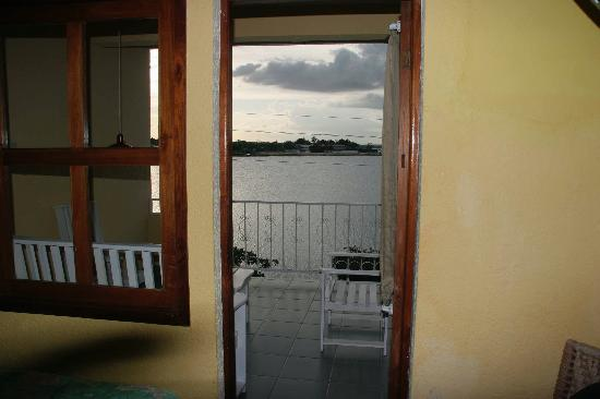 Hotel Santana: View from room
