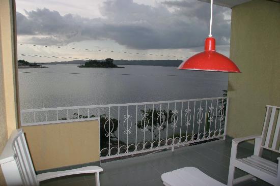 Hotel Santana: Balcony