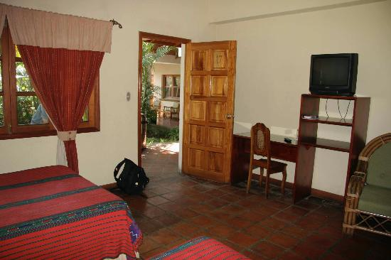 Hotel Dos Mundos: Double room #17