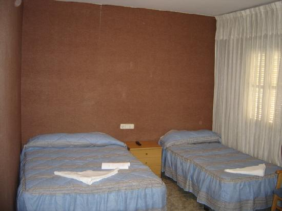 Hostal Emilio : Double room