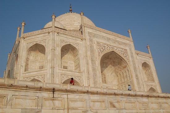Agra, India: Taj