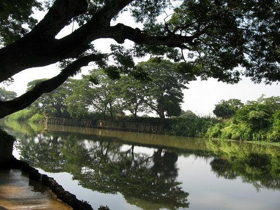 Baan Nam Ping Riverside Village: river