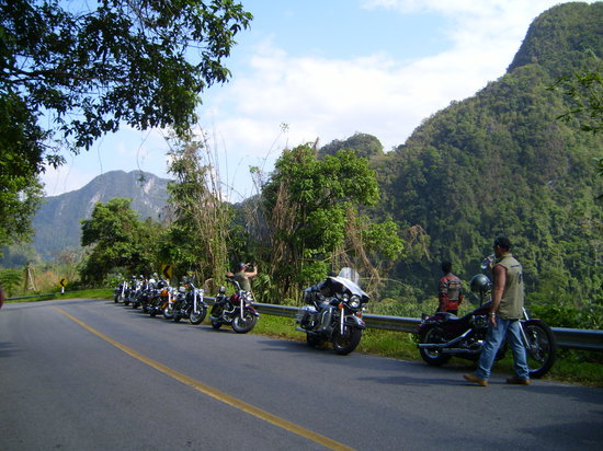 Nicky's Handlebar Harley Tour : Great Tour