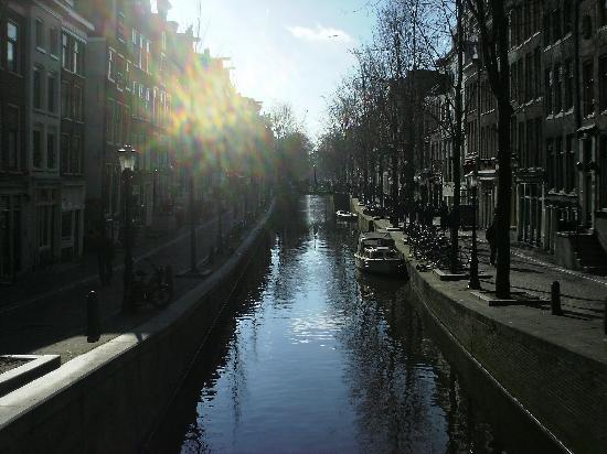 Amstel Botel: Central Amsterdam