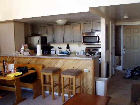 The West Condominiums : The West - Condo Kitchen