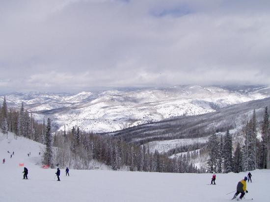 The West Condominiums: Ski Slope