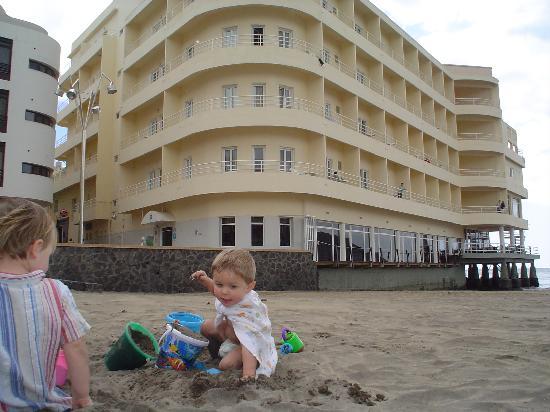 El Medano Hotel: chas on medano beach