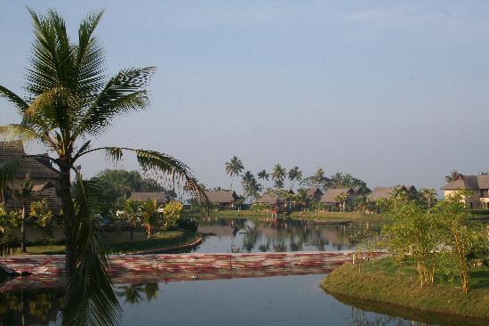 The Zuri Kumarakom: View of the resort