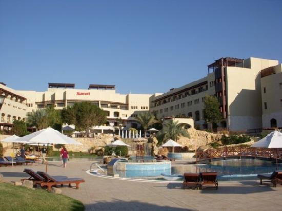 Jordan Valley Marriott Resort & Spa: Hotel Grounds