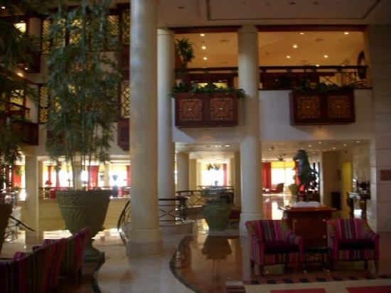 Jordan Valley Marriott Resort & Spa: Hotel Lobby