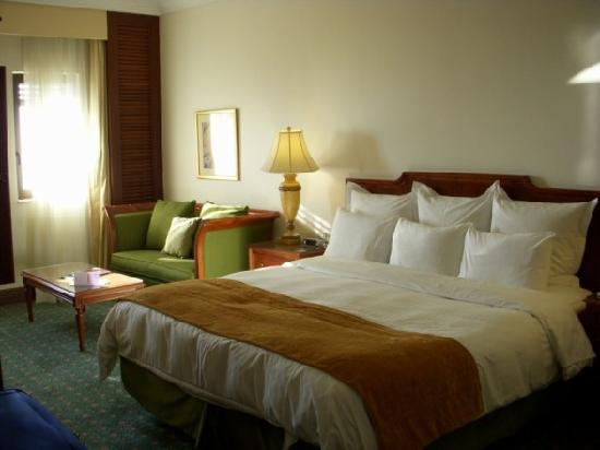Jordan Valley Marriott Resort & Spa: Hotel Room