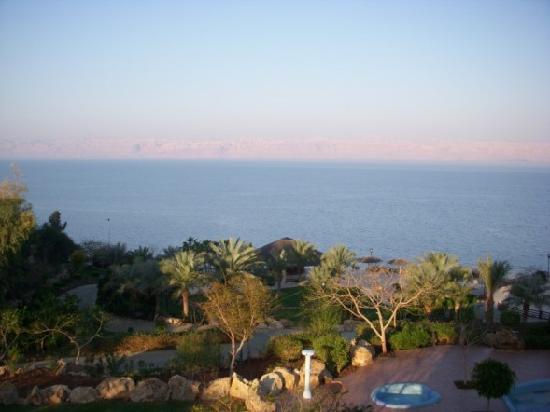 Jordan Valley Marriott Resort & Spa : Dead Sea Sunrise