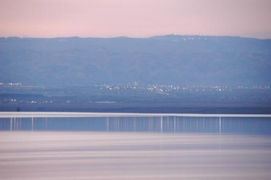 Jordan Valley Marriott Resort & Spa : Dead Sea Sunset