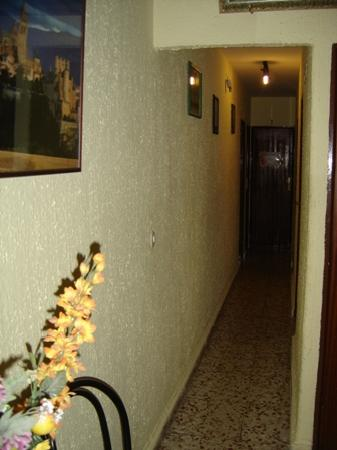 Pension Ferri: hallway