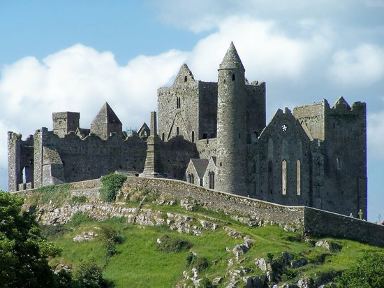Ireland: The Rock of Cashel