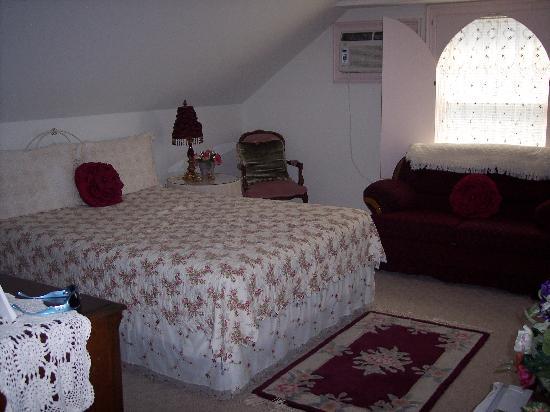 Almost Home Inn Ogunquit: Victorian Room