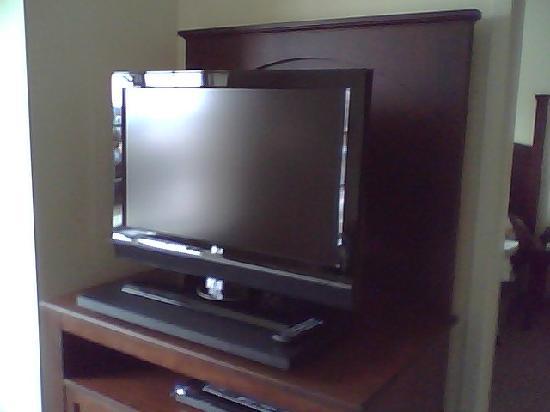 Staybridge Suites Fort Wayne: My tv
