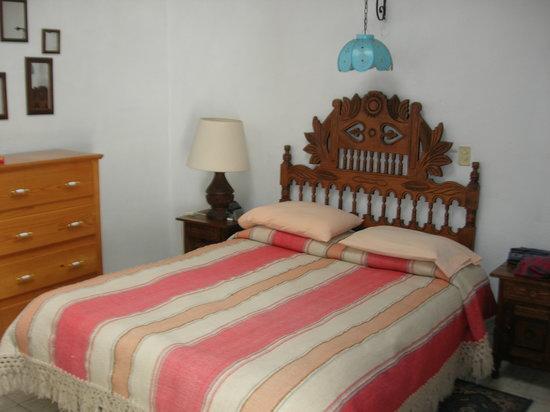 Casa Carmen: notre chambre