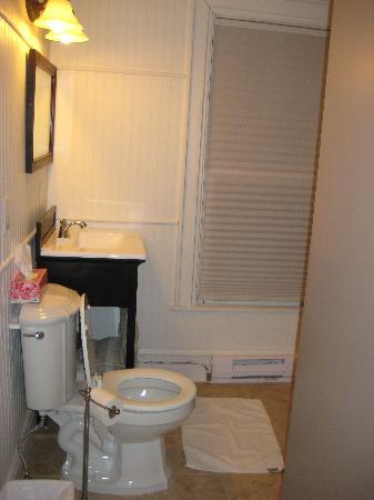 Green Oaks B&B : nice bathroom