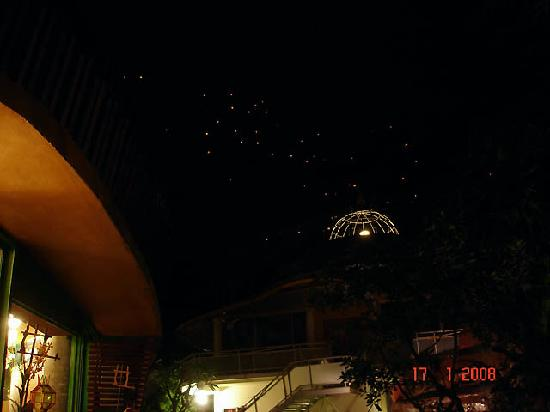 Huarn Jana Boutique Resort : The night at the hotel