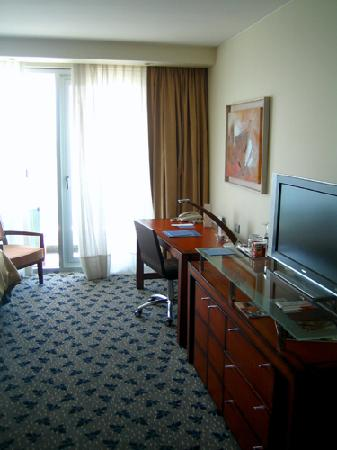 Sheraton Miramar Hotel & Convention Center: My room
