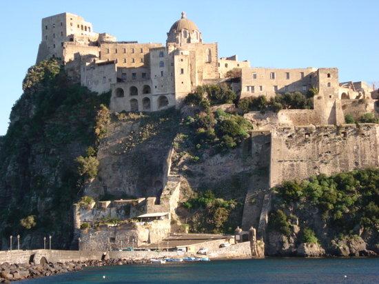 Isola d'Ischia, Italia: Castello