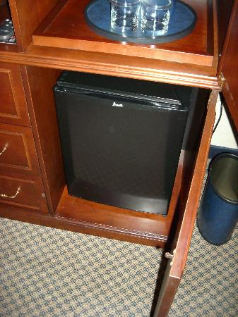 The Parkway Hotel: Entertainment Center